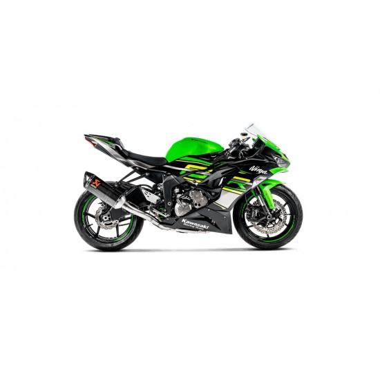 Akrapovic Racing Line Carbon Kawasaki Ninja ZX-6R MPN - S-K6R11-RC