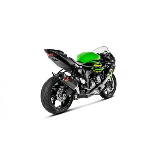 Akrapovic Slip-On Line Carbon Kawasaki Ninja ZX-6R MPN - S-K6SO7-ZC