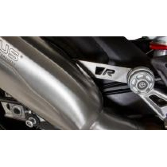 Remus Slip On REMUS NXT Silencer With Removable Sound Insert Stainless Steel No EC Type Approval BMW S 1000 RR MPN - 94583 087019