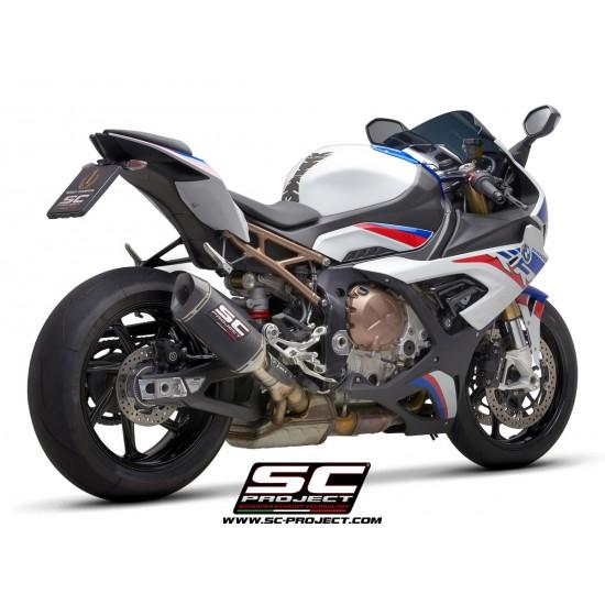 SC-Project S1 Muffler Carbon fiber BMW S 1000 RR 2019 MPN - B33-115C