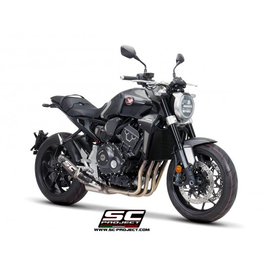 SC-Project GP70-R Muffler Carbon Fiber Honda CB1000R Neo Sports Cafe 2018-2019 MPN - H27-T71C