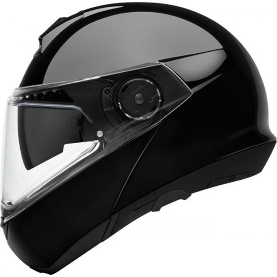 Schuberth C4 Pro Glossy Black Modular Helmet