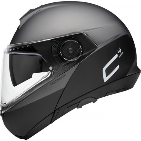 Schuberth C4 Pro Swipe Grey Modular Helmet