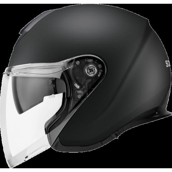 Schuberth M1 Pro Matt Black Open Face Helmet