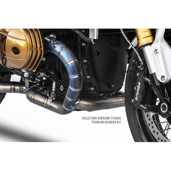 Zard Limited Edition 2>1 Headers Kit BMW R nineT MPN - ZBMW526SCR-LIM-17
